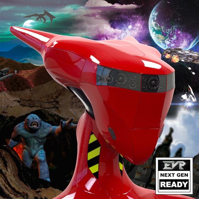 Next Gen Ready – EVP – WildCD023 out now