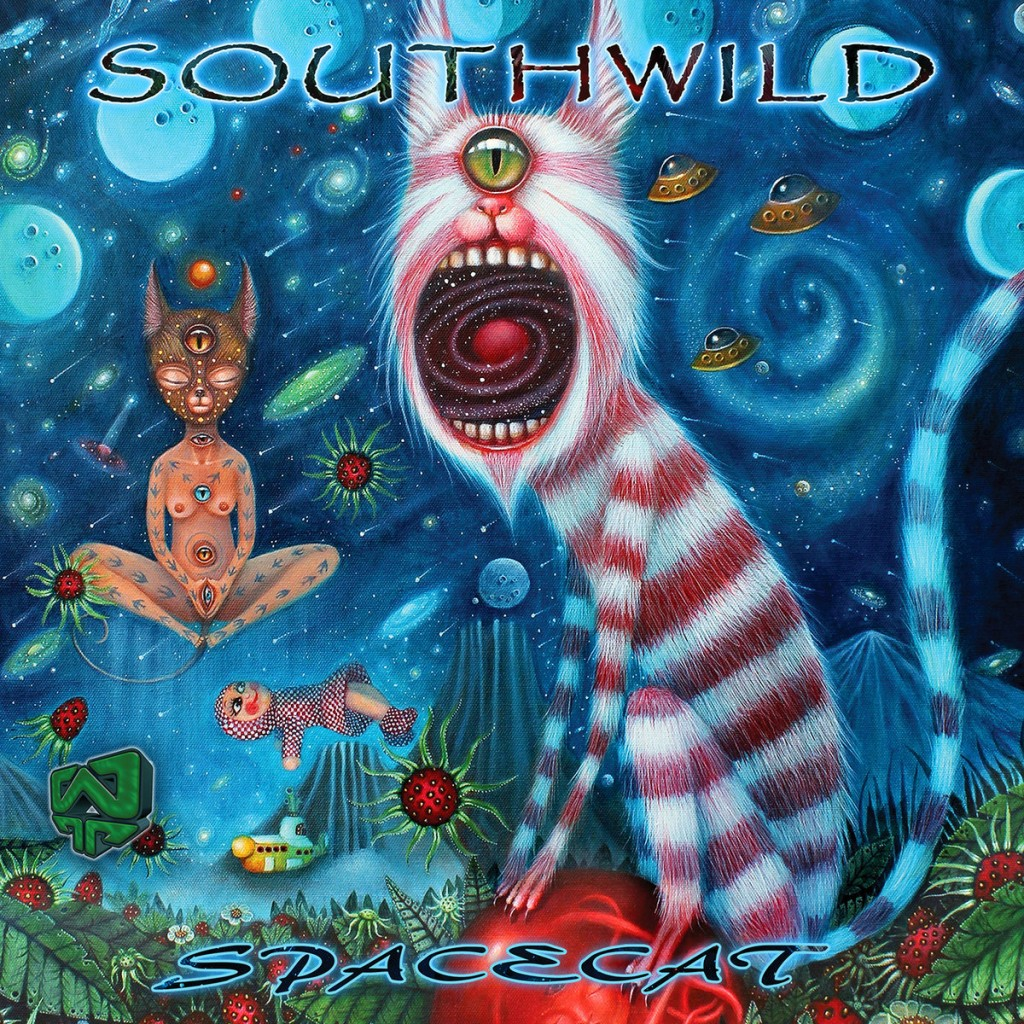 Space Cat – Southwild  – WildCD024 out now!!